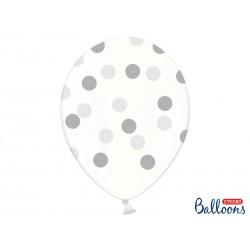 Balony 30cm, Kropki,...