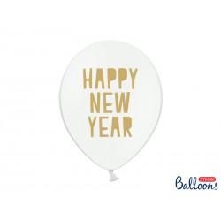 Balony 30 cm, Happy New...